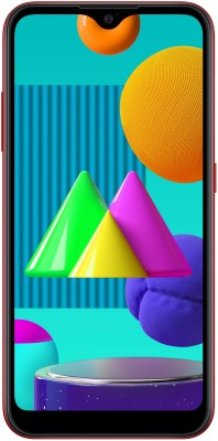 Samsung Galaxy M01 (Red, 32 GB)(3 GB RAM)