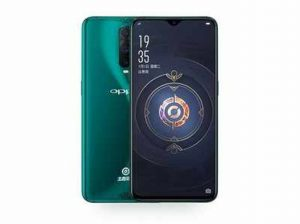 oppo r17 pro King of Glory specs