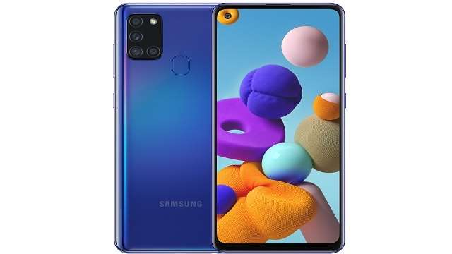 samsung a21s specification