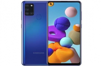 Samsung Galaxy A21s with 48 MP Camera to launch soon
